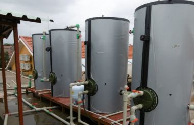 4,000Ltrs for Apartments